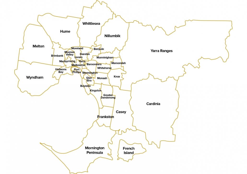 Council Maps